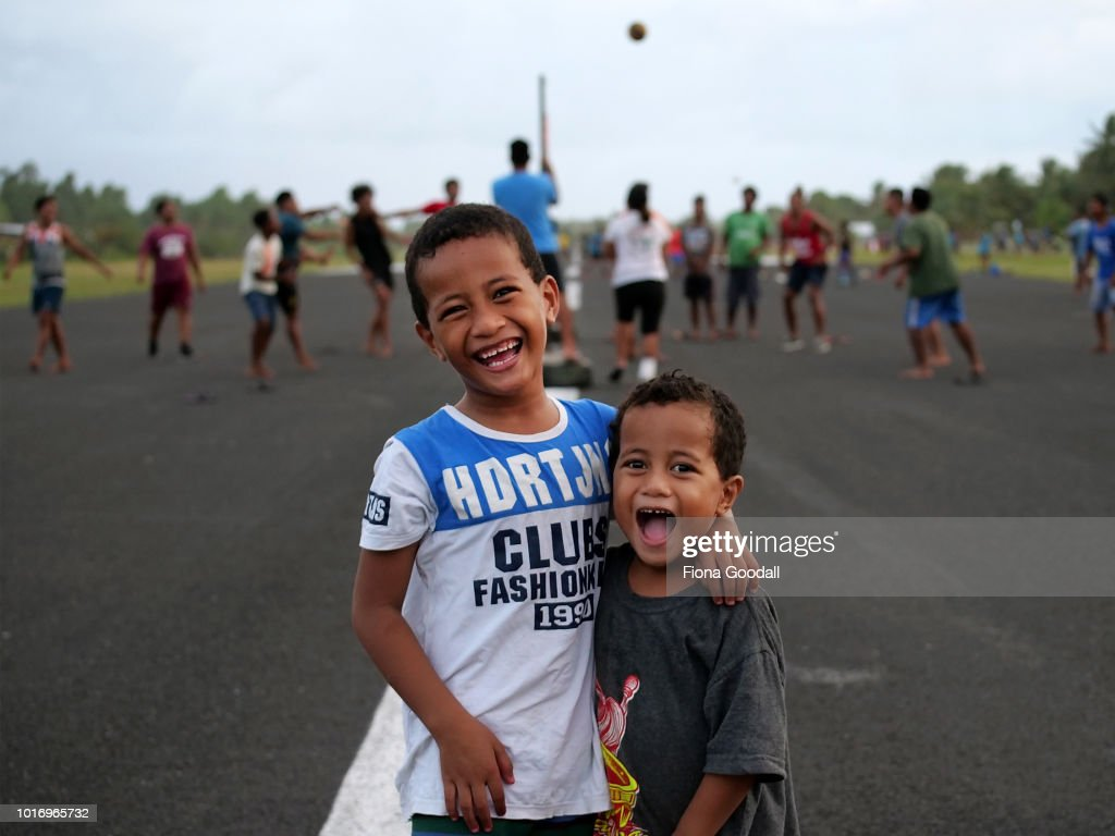 Life In Tuvalu - Pacific Island Striving To Mitigate Climate Change Effects : ニュース写真