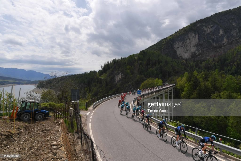 43rd Tour of the Alps 2019 - Stage 4 : News Photo