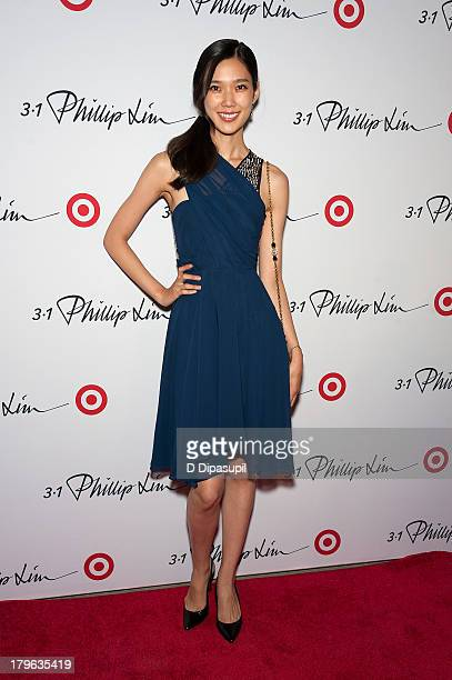 Tao Okamoto attends the 31 Phillip Lim for Target Launch Event at Spring Studio on September 5 2013 in New York City