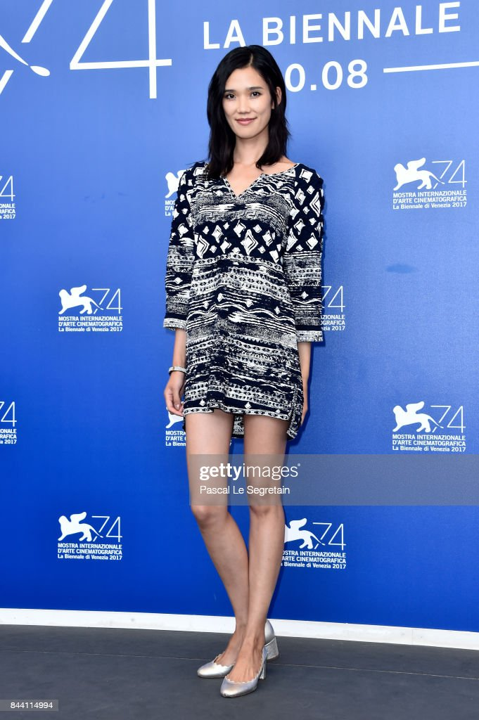 Zhuibu  Photocall - 74th Venice Film Festival