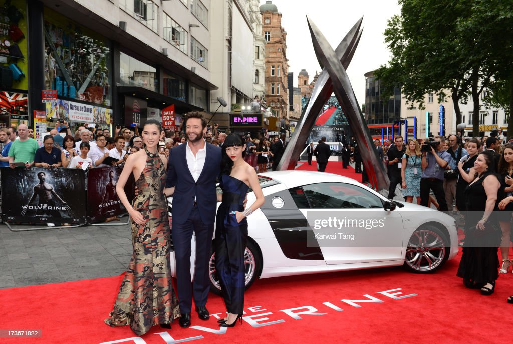 The Wolverine - UK Premiere - Red Carpet Arrivals