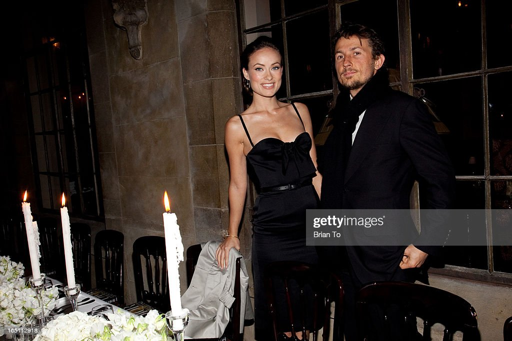 Dior Beauty 5th Annual Hollywood Glamour Dinner : News Photo