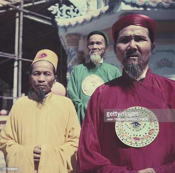Taoist Monks Vietnam