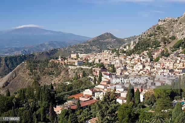 Taormina & Mt Etna, Sicily