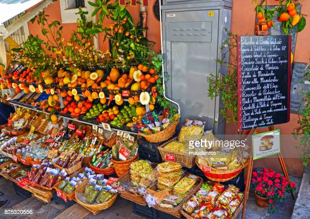 taormina, italy (editorial) - taormina stock pictures, royalty-free photos & images