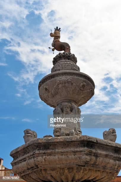 taormina italy - giardini naxos stock pictures, royalty-free photos & images