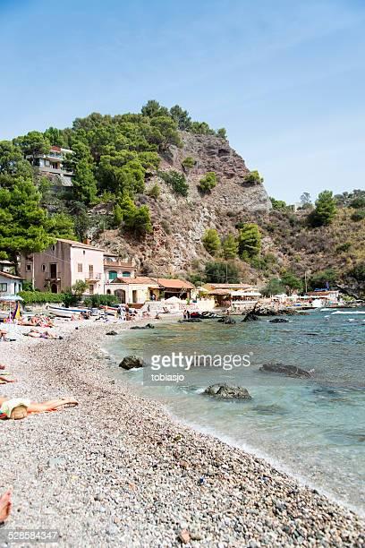 taormina, sicily - taormina stock pictures, royalty-free photos & images