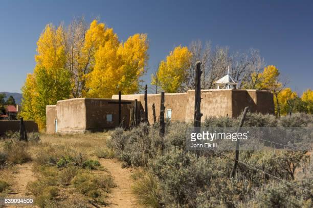 Taos Morada, La Morada de Nuestra Senora de Guadalupe, exterior