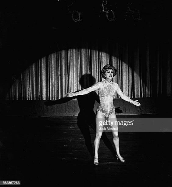 Tap dancer Eleanor Powell 1961 Photo by Jack Mitchell/Getty Images