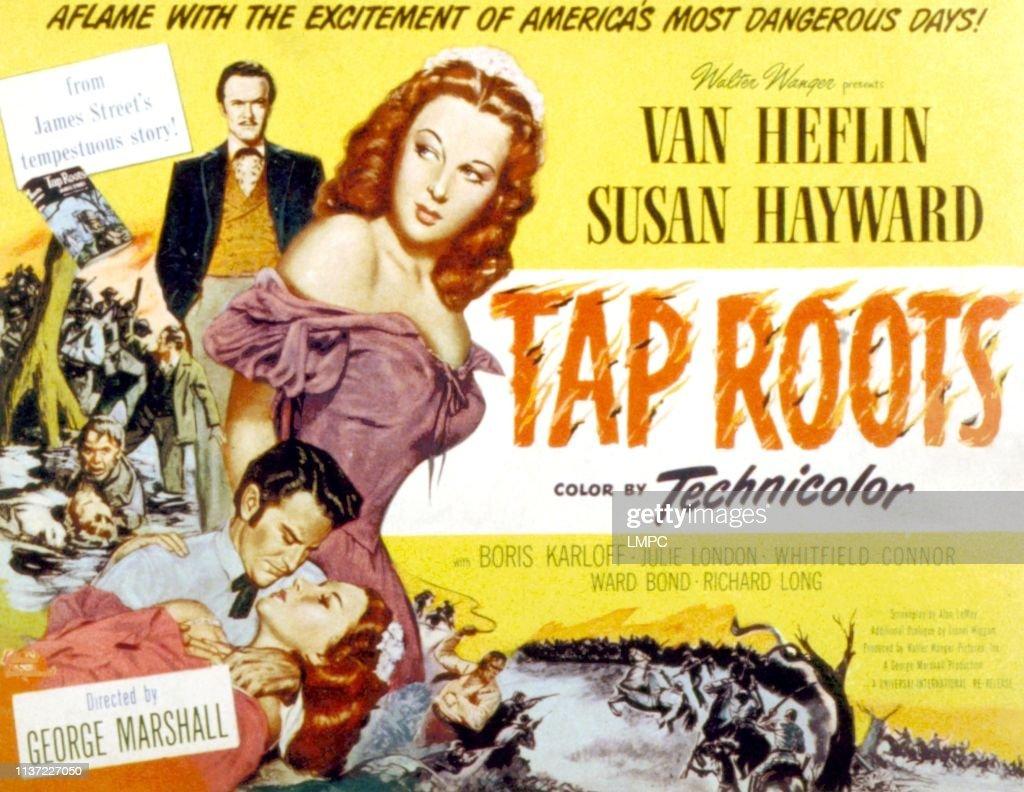 Tap Roots (1948) – Drama, War, Romance