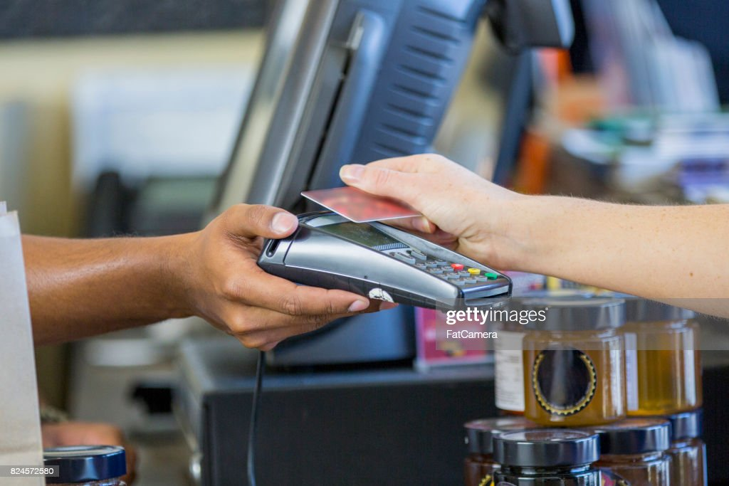 Tap To Pay : Stock Photo