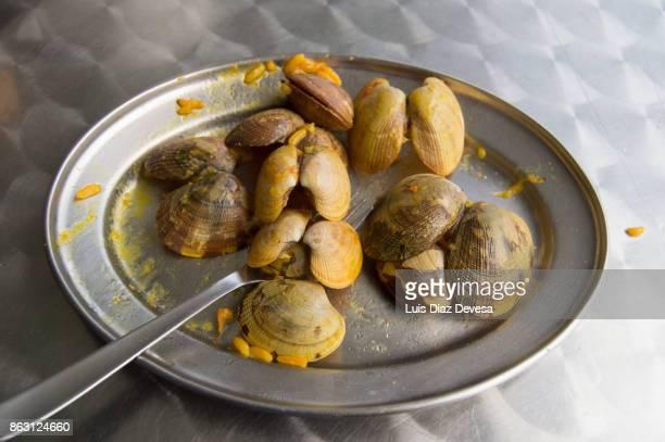 tapa of paella