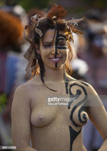 Tapati Festival in Easter Island is a mix of carnival sports theatrical presentations and homage to Rapa Nui it is celebrated annually in January and...