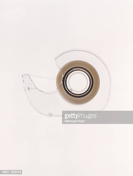 tape dispenser - tape dispenser stock photos and pictures