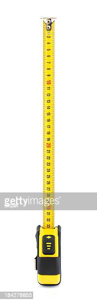 Tape Measure - Isolated on White