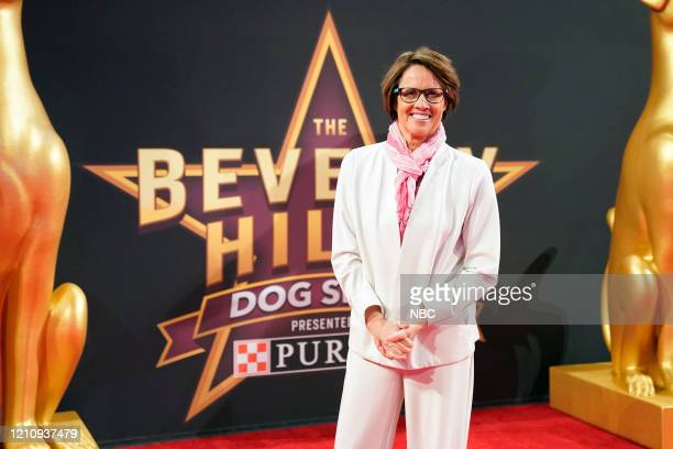 PURINA 2020 Taped on 2/29/2020 Pictured Mary Carillo
