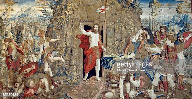 Tapestry Depicting Christ's Resurrection, Vatican