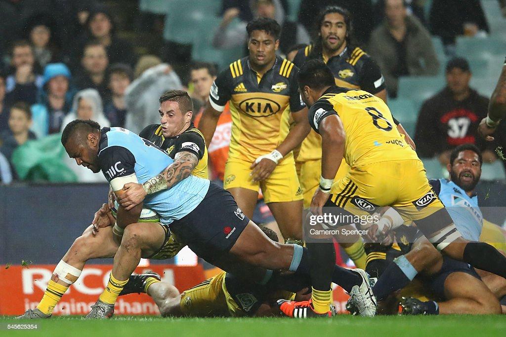 Super Rugby Rd 16 - Waratahs v Hurricanes