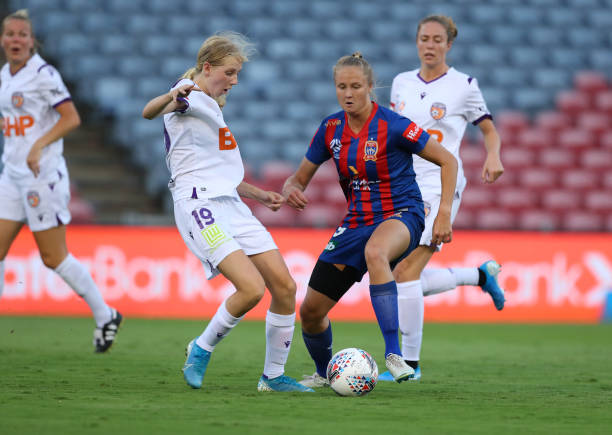 AUS: W-League Rd 11 - Newcastle v Perth