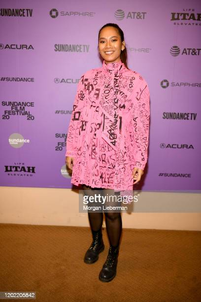 Tara Basro attends the 2020 Sundance Film Festival Impetigore Premiere at Egyptian Theatre on January 26 2020 in Park City Utah