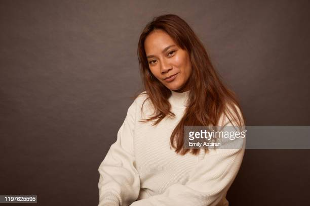 Tara Basro from Impetigore poses for a portrait at the Pizza Hut Lounge on January 26 2020 in Park City Utah