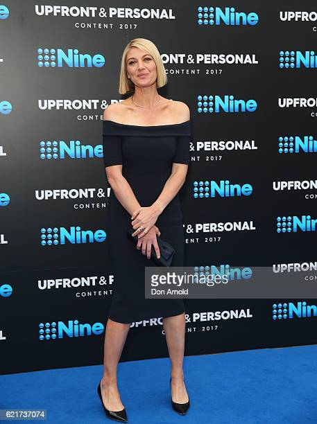 Tara Brown poses during the Channel Nine Upfronts at The Star on November 8, 2016 in Sydney, Australia.