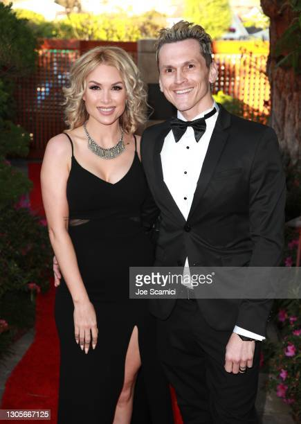 """Tara Conner and Eli James attend a private event with the cast of MTV's """"The Hills"""" hosted by Cure Addiction Now & The Red Songbird Foundation on..."""