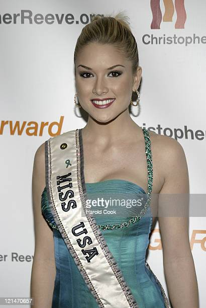 Tara Conner Miss USA 2006 during Christopher Reeve Foundation Celebrates The Strength and Courage of Christopher Dana Reeve With A Magical Evening...