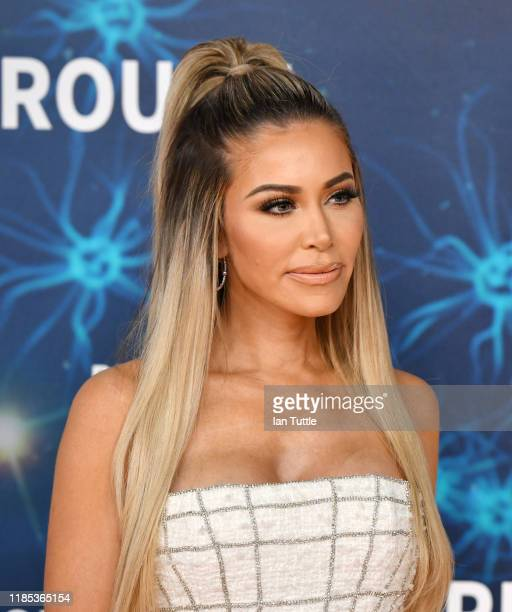 Tara Dollinger attends the 2020 Breakthrough Prize Red Carpet at NASA Ames Research Center on November 03 2019 in Mountain View California