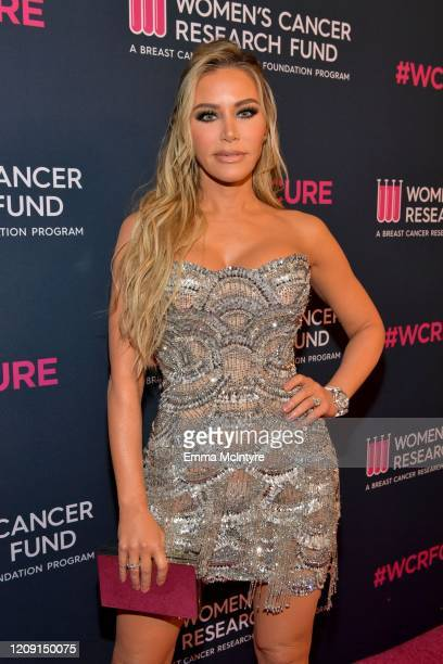 Tara Dollinger attends WCRF's An Unforgettable Evening at Beverly Wilshire A Four Seasons Hotel on February 27 2020 in Beverly Hills California