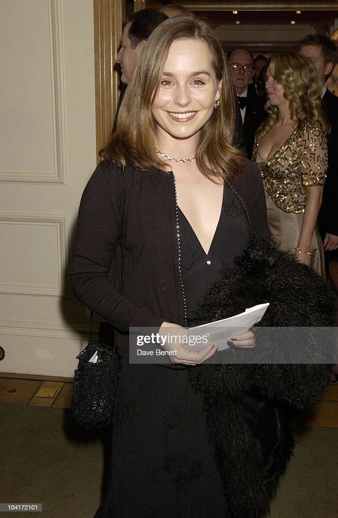 Tara Fitzgerald, Evening Standard Film Awards, At The Savoy Hotel, London