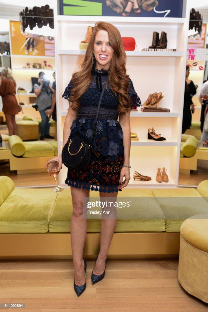 272209c6c Tara Gibson attends Sam Edelman NYFW Fashion Refresh on September 7 ...