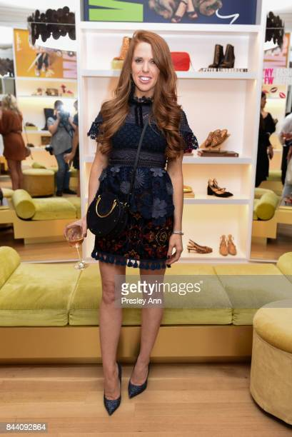 Tara Gibson attends Sam Edelman NYFW Fashion Refresh on September 7 2017 in New York City