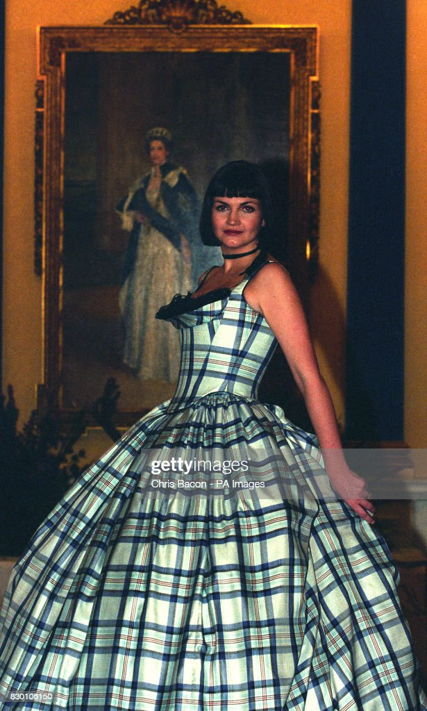 Tartan In Honour of Princess Diana - Tara Gibson - Edinburgh ...