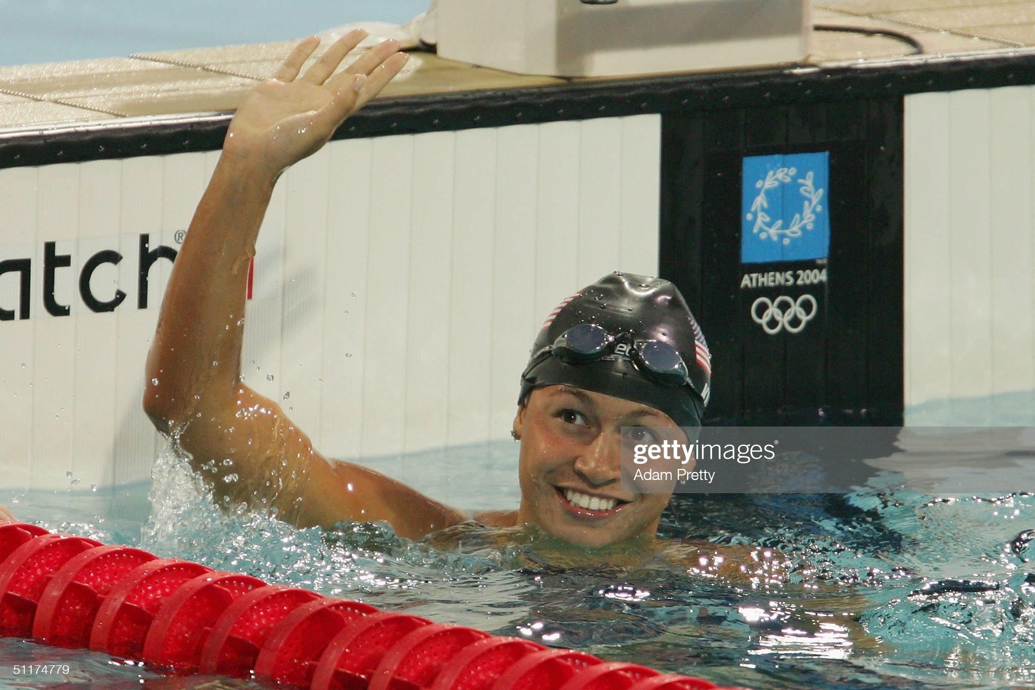 Womens 100m Breaststroke Semis : Fotografía de noticias