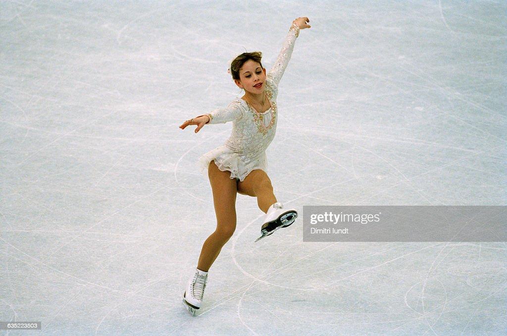 Figure Skating - Tara Lipinski : News Photo