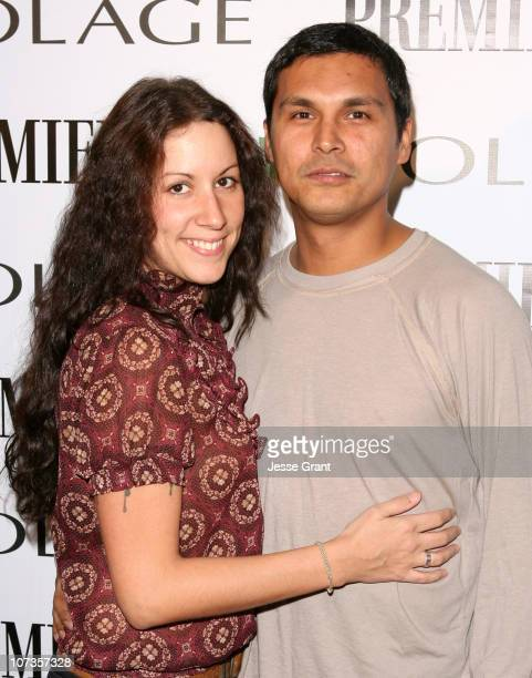 Tara Mason and Adam Beach during Premiere Magazine Announces Best Performances of 2006 A Cocktail Party Celebrating 24 Industry Greats Arrivals at...