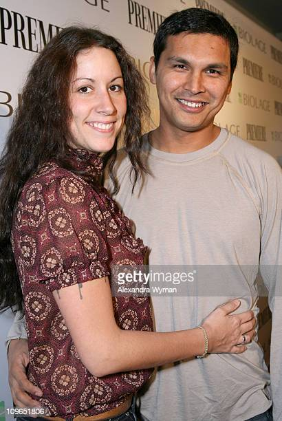 Tara Mason and Adam Beach during Premiere Magazine Announces Best Performances of 2006 A Cocktail Party Celebrating 24 Industry Greats Red Carpet at...