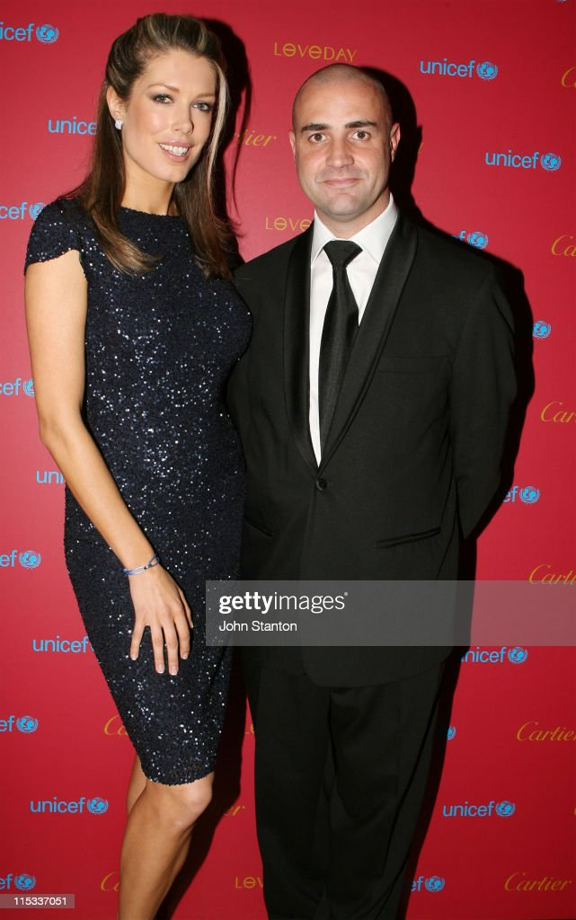Cartier International Love Day Black Tie Dinner Supporting UNICEF