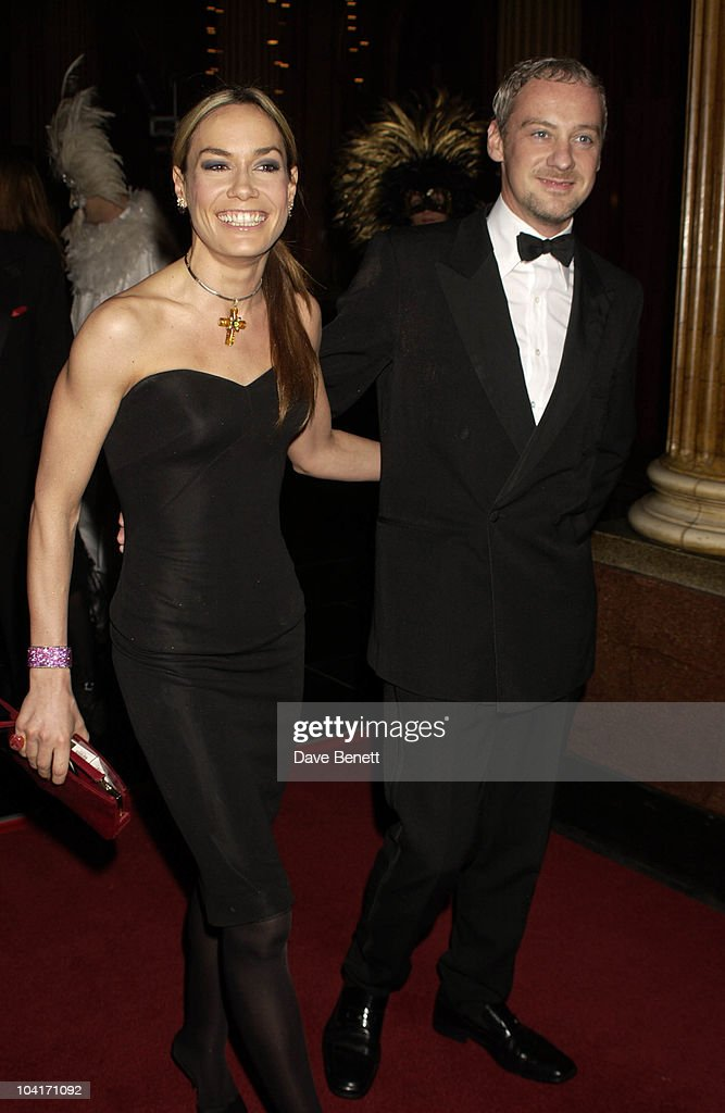 Tara Palmer Tomkinson And Boyfriend Anton, Hong Kong Fanancier Andy Wong And His Wife Pattie Throw Their Annual Chinese New Year Party. In Fancy Dress The Dress Code Was Mystery Vamp And Seduction And Most Of Londons Society Turned Up To A Mysterious Event In The Same Theme As 'Eyes Wide Shut' With Masked Young Women With Very Little On, As Prince Andrew Found Out.!