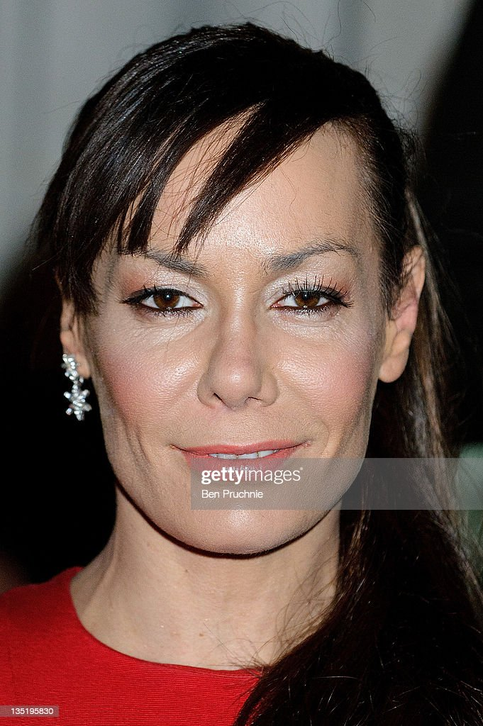 Tara Palmer Tomkinson appears in store to launch the Klosters Snow Polo tournament at Hackett London on December 7, 2011 in London, England.