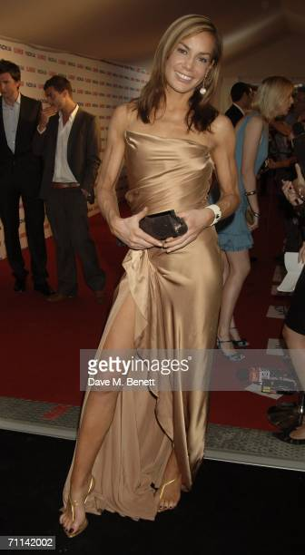 Tara PalmerTomkinson arrives at the Glamour Women Of The Year Awards the annual awards recognising the achievement of women with categories including...