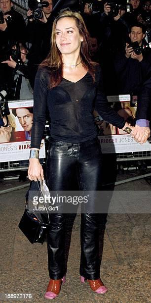 Tara PalmerTomkinson Attends The 'Bridget Jones'S Diary' Premiere In London