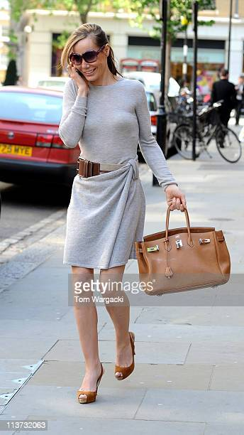Tara PalmerTomkinson sighting on May 4 2011 in London England
