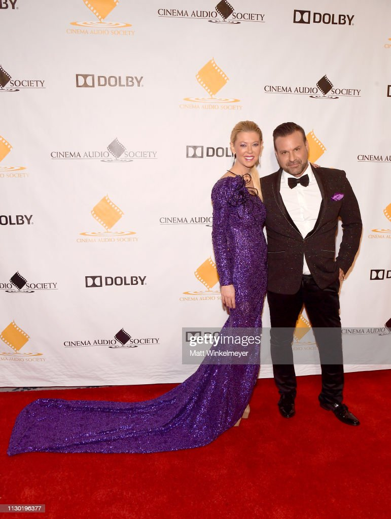 CA: 55th Annual Cinema Audio Society Awards - Red Carpet