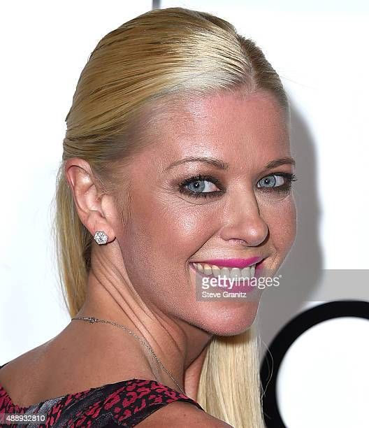 Tara Reid arrives at the Audi Celebrates Emmys Week 2015 at Cecconi's on September 17 2015 in West Hollywood California