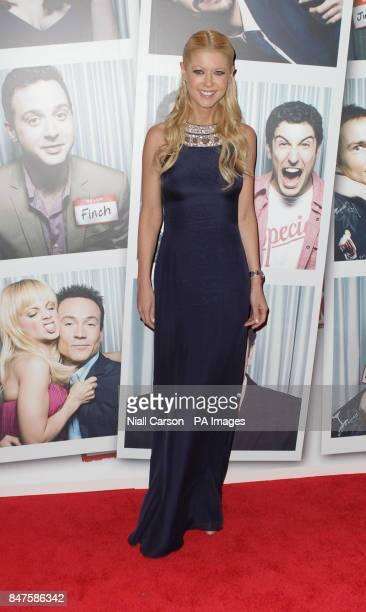 Tara Reid at the Irish premiere of American Pie The Reunion at the Savoy Cinema in Dublin