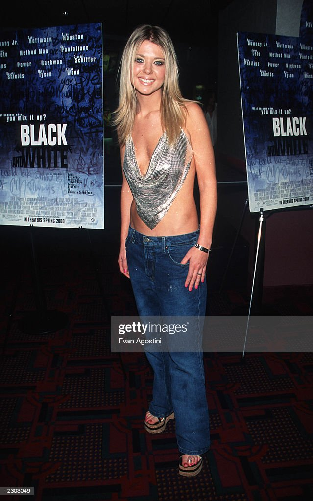 'Black and White' premiere : News Photo
