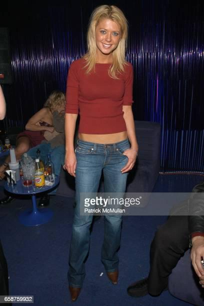 Tara Reid attend Karolina Kurkova's Birthday Party hosted by Amy Sacco at the Standard on February 28 2004 in Los AngelesCA