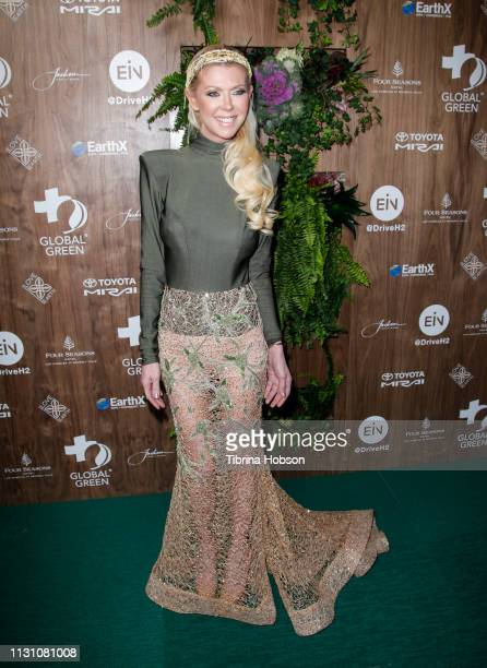 Tara Reid attends Global Green's 2019 PreOscar Gala at Four Seasons Hotel Los Angeles at Beverly Hills on February 20 2019 in Los Angeles California